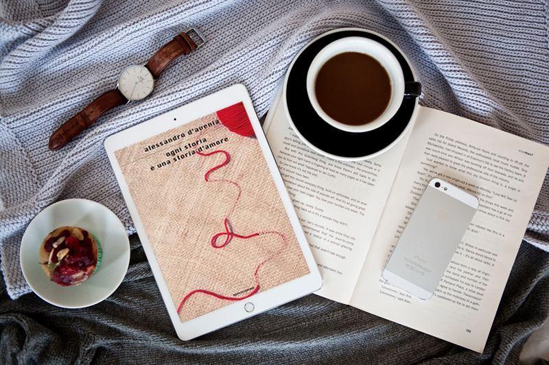6aceecd9082a64 Alessandro D'Avenia – Ogni storia è una storia d'amore – Biblioletture